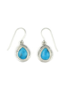 Sonoran Turquoise Earrings by Jake Sampson (ER5266)