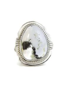White Buffalo Ring Size 9 by Jake Sampson (RG4525)