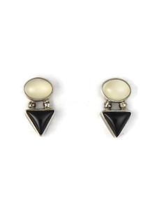 Moonstone Onyx Earrings (ER5351)