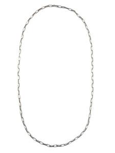 "Handmade Silver Link Chain 24"" by Sally Shurley (NK401-24)"