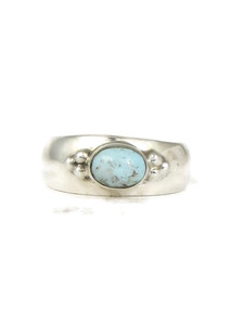 Dry Creek Turquoise Ring Size 9 (RG4547-S9)