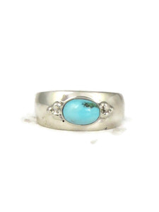Sleeping Beauty Turquoise Ring Size 7 (RG566)