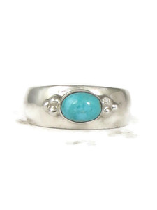Sleeping Beauty Turquoise Ring Size 8 (RG4571)
