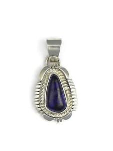 Silver Sugilite Pendant (PD4235)