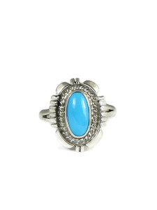 Sleeping Beauty Turquoise Ring Size 6 (RG4377-S6)