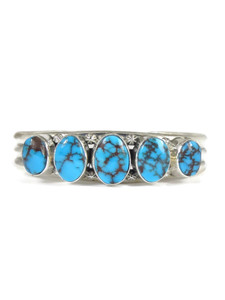 Egytian Turquoise Row Bracelet by Thomas Francisco (BR6320)