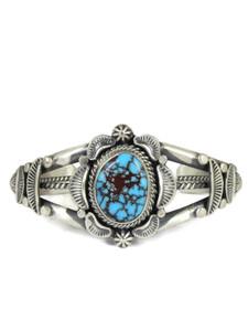 Egyptian Turquoise Bracelet by Landoll Benally (BR6285)