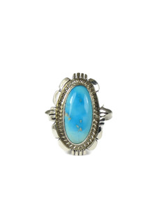 Blue Ridge Turquoise Ring Size 9 1/2 (RG6707)