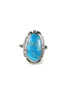 Blue Ridge Turquoise Ring Size 9 (RG6708)