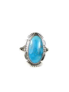 Blue Ridge Turquoise Ring Size 7 (RG6709)