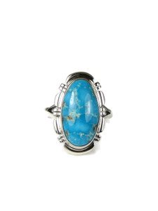 Blue Ridge Turquoise Ring Size 7 (RG6710)
