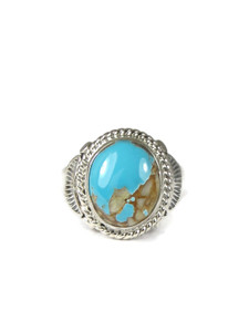 Royston Turquoise Ring Size 11 (RG6711)