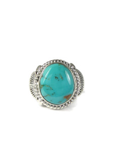 Royston Turquoise Ring Size 10 1/2 (RG6713)