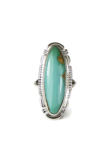 Royston Turquoise Ring Size 9 by Thomas Francisco (RG6714)
