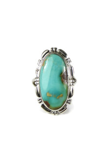 Royston Turquoise Ring Size 8 by Thomas Francisco (RG6716)