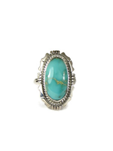 Royston Turquoise Ring Size 7 by Norvin Johnson (RG6717)