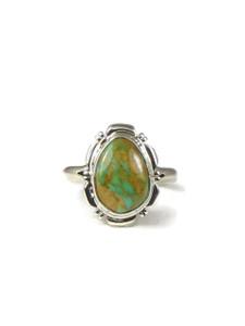 Royston Turquoise Ring Size 9 (RG6721)