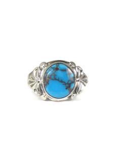 Egyptian Turquoise Ring Size 8 (RG4578)