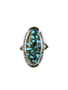 Egyptian Turquoise Ring Size 7 by Thomas Francisco (RG4587)