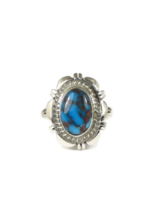 Egyptian Turquoise Ring Size 7 (RG4591)