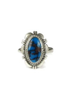 Egyptian Turquoise Ring Size 10 (RG4592)
