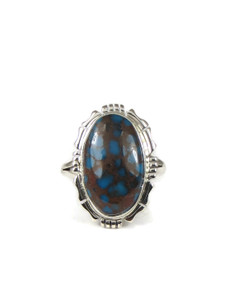 Egyptian Turquoise Ring Size 8 (RG4593)
