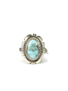 Dry Creek Turquoise Ring Size 6 (RG4598)