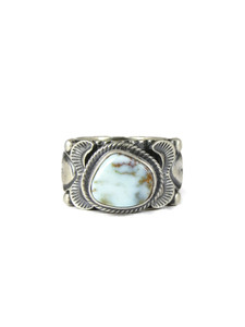 Dry Creek Turquoise Band Ring Size 10 (RG5000)
