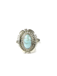 Dry Creek Turquoise Ring Size 6 (RG5073)