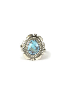 Dry Creek Turquoise Ring Size 6 (RG5075)