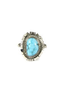 Dry Creek Turquoise Ring Size 10 (RG5076)