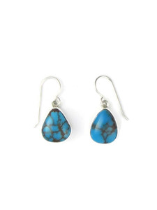 Egyptian Turquoise Earrings by Shawn Francisco (ER5437)