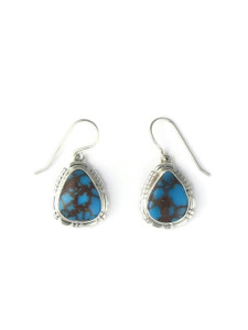 Egyptian Turquoise Earrings by Shawn Francisco (ER5438)