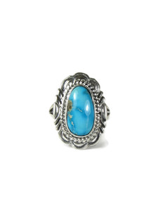 Sleeping Beauty Turquoise Ring Size 8 (RG5078)