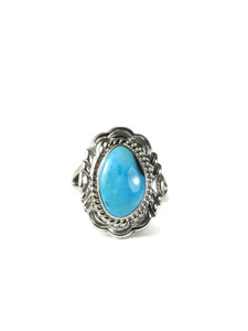 Sleeping Beauty Turquoise Ring Size 7 (RG5079)