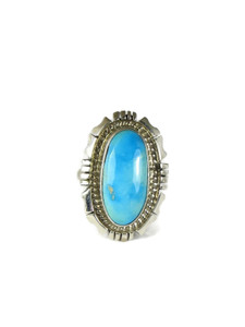 Sleeping Beauty Turquoise Ring Size 5 1/2 (RG5080)
