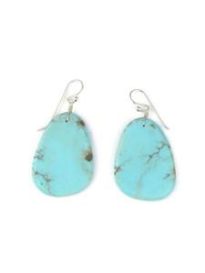 Turquoise Slab Earrings (ER5472)