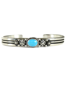 Sleeping Beauty Turquoise Bracelet by Happy Piaso (BR7023)