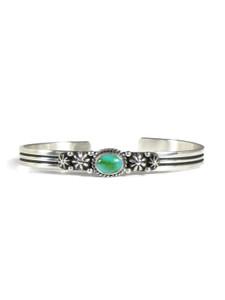 Kingman Turquoise Bracelet by Happy Piaso (BR7025)