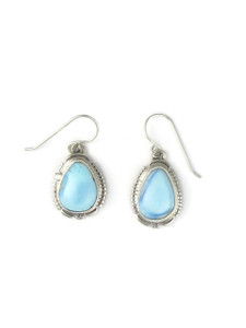 Golden Hills Turquoise Earrings by Thomas Francisco (ER5493)