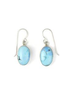 Golden Hills Turquoise Earrings by Shirley Henry (ER5495)
