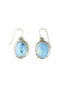 Golden Hills Turquoise Earrings by Arlene Yazzie (ER5496)