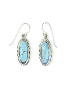 Golden Hills Turquoise Earrings by Shirley Henry (ER5497)