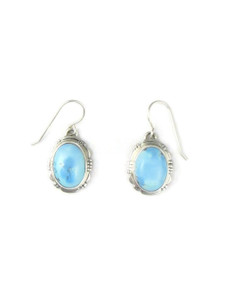 Golden Hills Turquoise Earrings by Arlene Yazzie (ER5013)