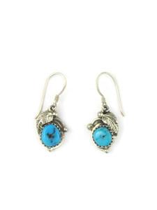 Small Turquoise Dangle Earrings (ER5589)
