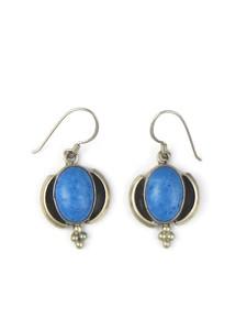 Denim Lapis Earrings (ER5591)
