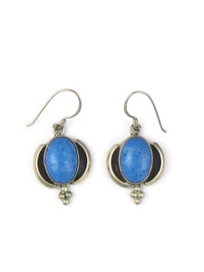 Denim Lapis Earrings (ER5591)