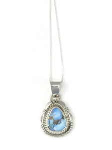 Golden Hills Turquoise Pendant (PD4259)