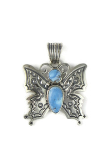 Golden Hills Turquoise Butterfly Pendant (PD4260)