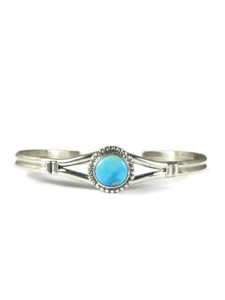 Arizona South Hill Turquoise Bracelet by Burt Francisco (BR6323)